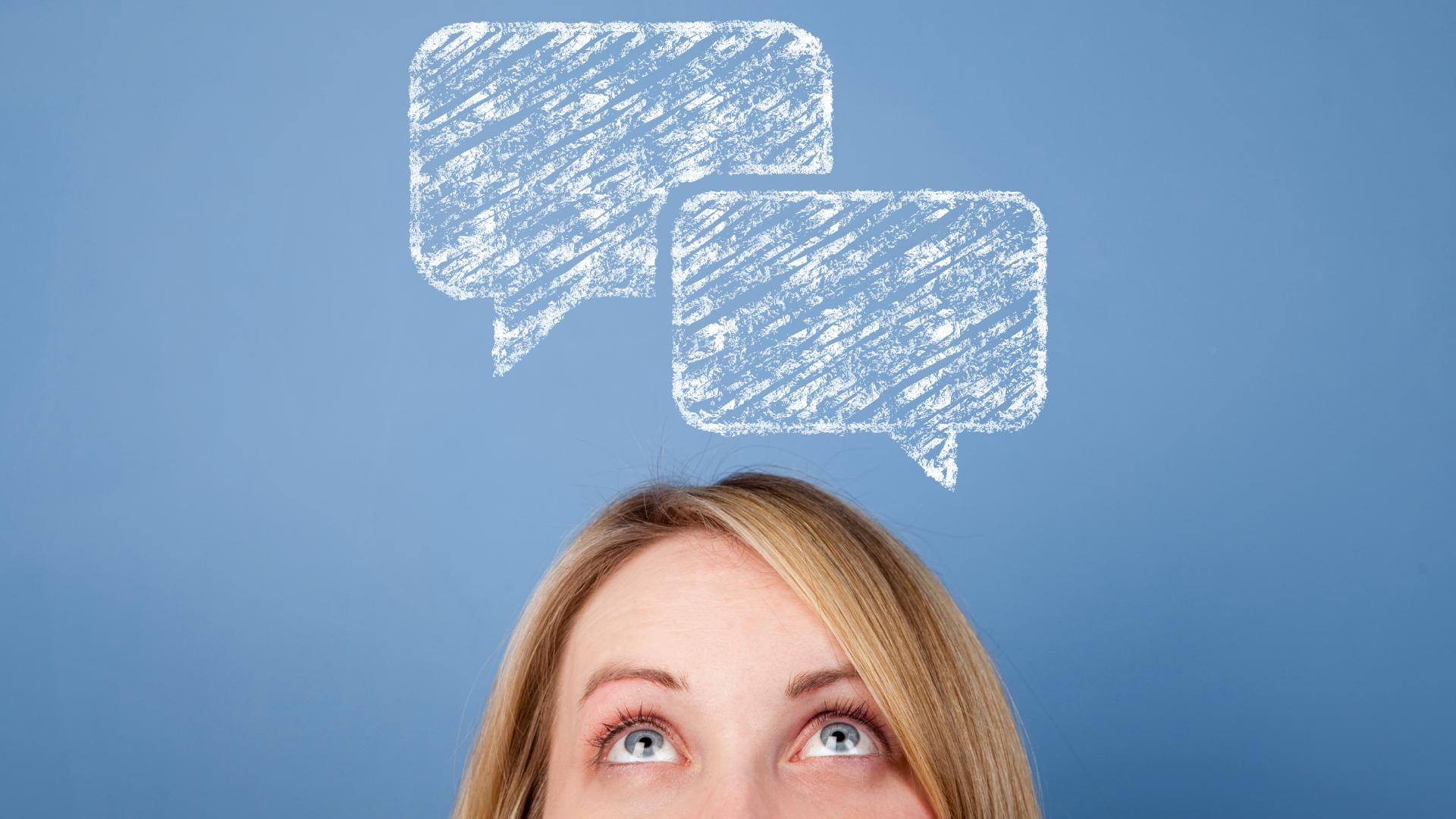 scegliere tra due opzioni podcast parole e salute