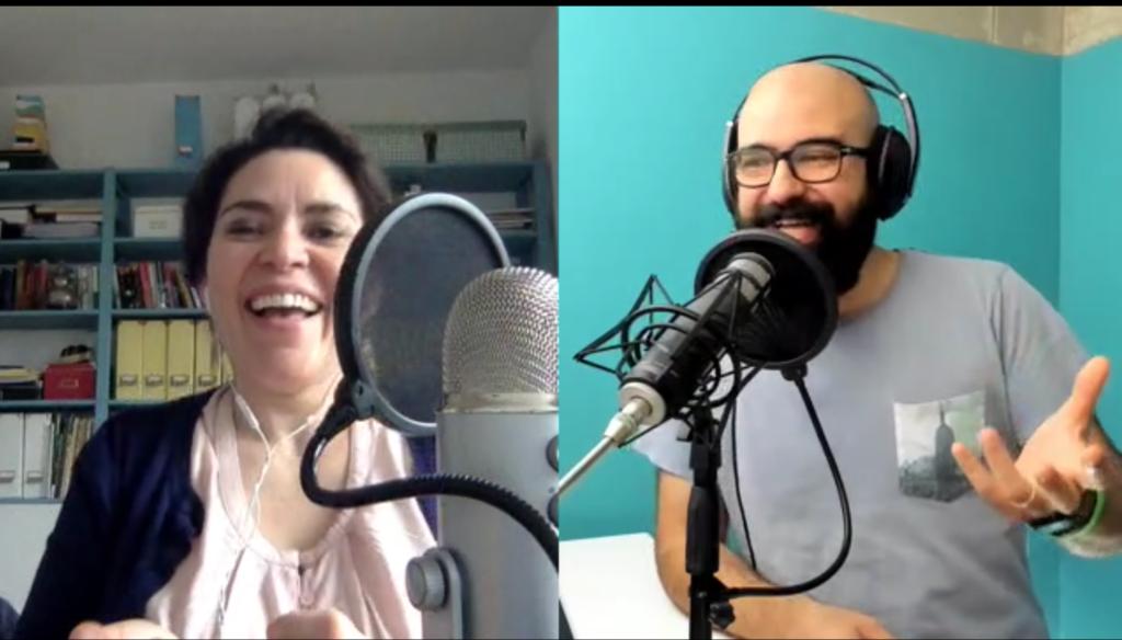 Intervista andrea ciraolo podcast parole e salute