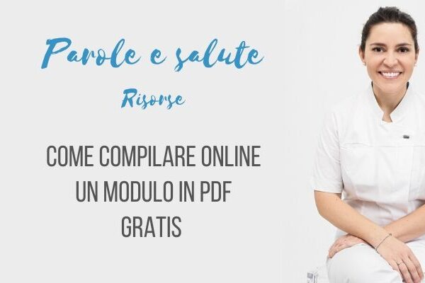 Come compilare online un modulo PDF gratis
